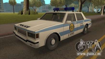 Updated LVPD pour GTA San Andreas