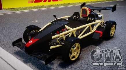 Ariel Atom 3 V8 2012 für GTA 4