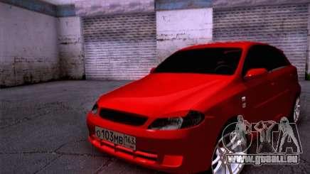 Chevrolet Lacetti für GTA San Andreas