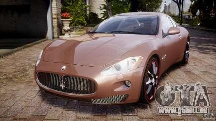 Maserati GranTurismo v1.0 pour GTA 4