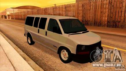 GMC Savanna 2500 für GTA San Andreas