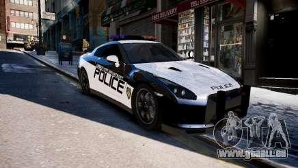 Nissan Spec GT-R Enforcer pour GTA 4