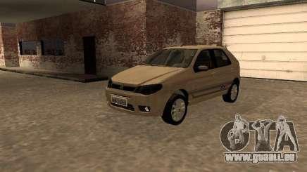 Fiat Palio 1.8R pour GTA San Andreas