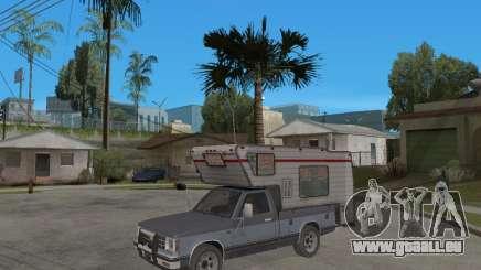 Chevrolet S-10 Kemper v2.0 pour GTA San Andreas