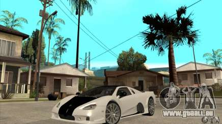 SSC Ultimate Aero FM3 version pour GTA San Andreas