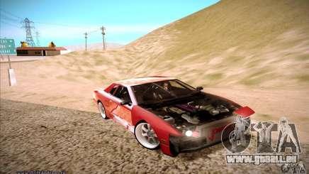 Elegy 180SX für GTA San Andreas