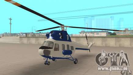 Mil Mi-2 Kanal für GTA San Andreas