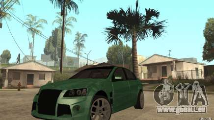 Holden Commodore 2010 pour GTA San Andreas