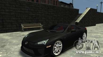 Lexus LFA v1.0 für GTA 4