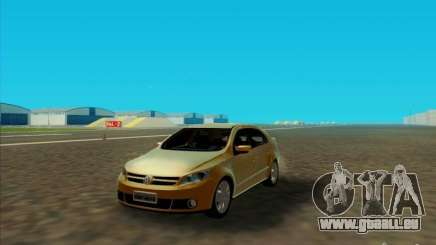 Volkswagen Voyage Comfortline 1.6 2009 pour GTA San Andreas