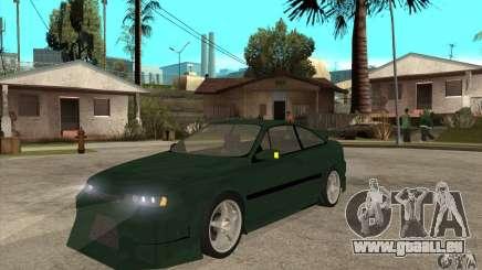 Opel Calibra für GTA San Andreas