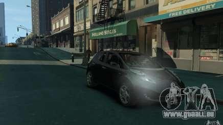 Nissan Leaf 2011 für GTA 4