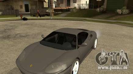 Ferrari 360 modena TUNEABLE für GTA San Andreas
