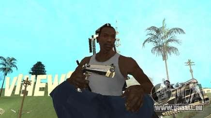 Weapons Pack für GTA San Andreas
