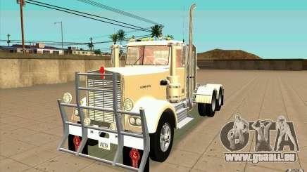 Kenworth W900 Heavy Hauler 1974 für GTA San Andreas