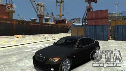 BMW 330i E90 für GTA 4