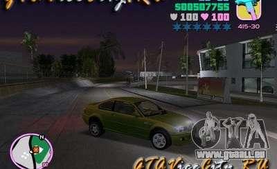 BMW M3 E46 für GTA Vice City