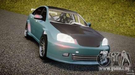 Chevrolet Lacetti WTCC Street Tun [Beta] pour GTA 4