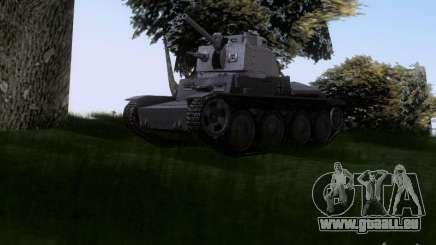 Pzkpfw-38 [t] für GTA San Andreas