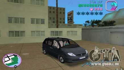 Citroen C8 pour GTA Vice City