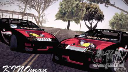 Nissan 300ZX Z32 für GTA San Andreas
