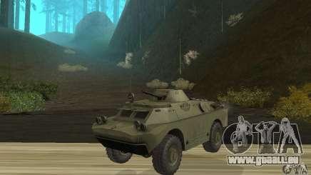 BRDM-2 Standard Edition für GTA San Andreas