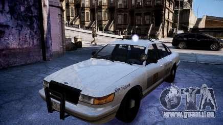 Russian NOOSE Cruiser pour GTA 4