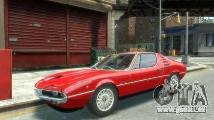 Alfa Romeo Montreal 1970 für GTA 4