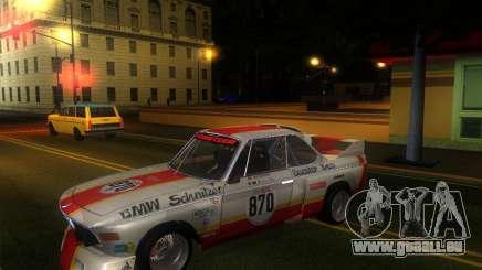 BMW CSL E9 pour GTA San Andreas