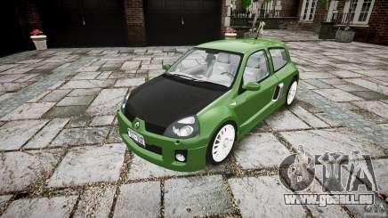 Renault Clio V6 pour GTA 4
