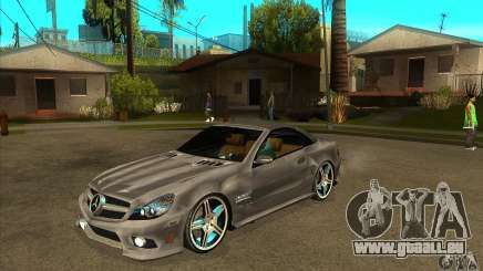 Mercedes-Benz SL65 AMG 2010 pour GTA San Andreas