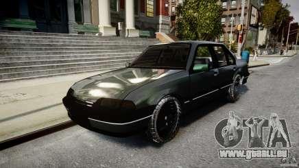 Chevrolet Monza GLS 96 pour GTA 4