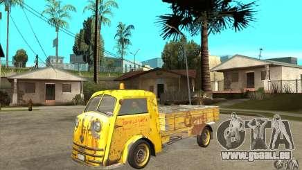Tempo Matador 1952 Bus Barn version 1.1 pour GTA San Andreas