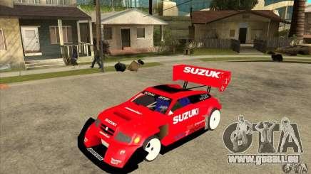 Suzuki Escudo Pikes Peak V2.0 pour GTA San Andreas
