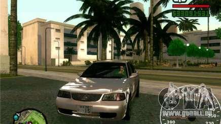 Nissan Sunny für GTA San Andreas