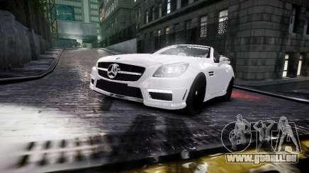 Mercedes SLK 2012 für GTA 4