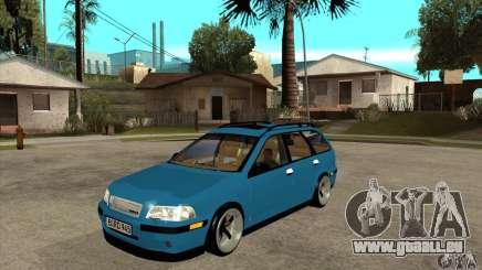 Volvo V40 Gespann für GTA San Andreas