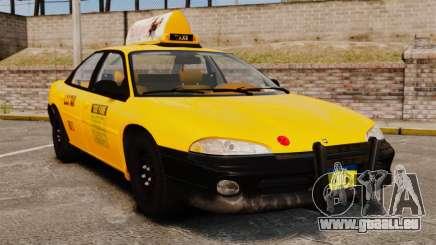 Dodge Intrepid 1993 Taxi pour GTA 4