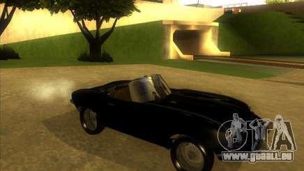 Jaguar E-type 1963 pour GTA San Andreas