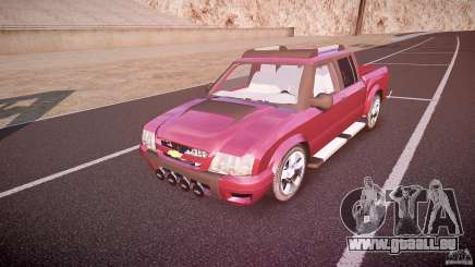Chevrolet S10 pour GTA 4