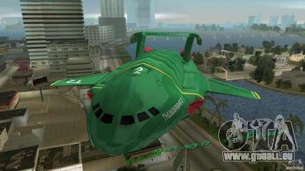 ThunderBird 2 für GTA Vice City