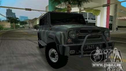 UAZ-3153 für GTA Vice City