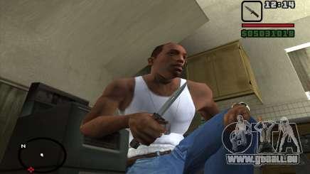 Baïonnette AKM pour GTA San Andreas