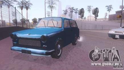 Trabant 601S für GTA San Andreas