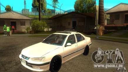 Peugeot 406 Sedan v1.0 pour GTA San Andreas