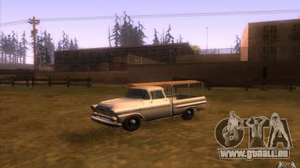 Chevrolet Apache Fleetside 1958 für GTA San Andreas