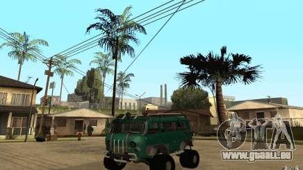 UAZ Laib harten Off-Road für GTA San Andreas