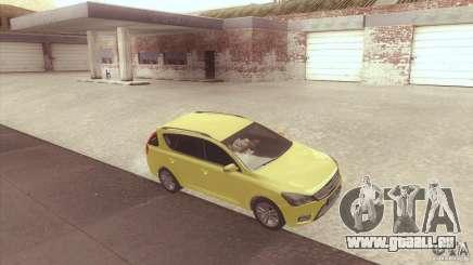 Kia Ceed pour GTA San Andreas
