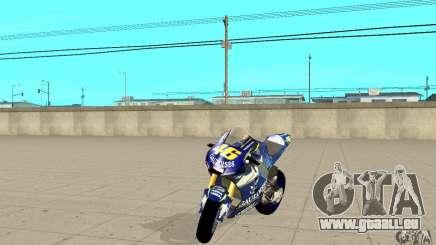 Honda Valentino Rossi Fcr900 pour GTA San Andreas
