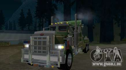 Peterbilt 379 Wrecker pour GTA San Andreas